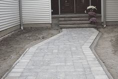 Completed Patios & W