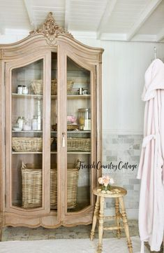 7 Tips for Decluttering & Organizing your home ( and you) - French Country Cottage