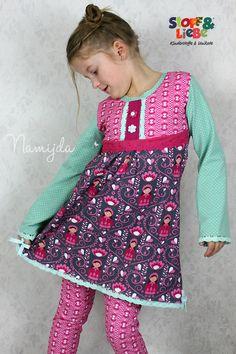 Namijda: ♥ Matroschka, das neue LieblingsKleid ♥