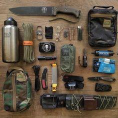 Bushcraft Survival Equipment: Important Tools for Bushcraft Living - . - Bushcraft Survival Equipment: Important Tools for Bushcraft Living Knives and Machete -