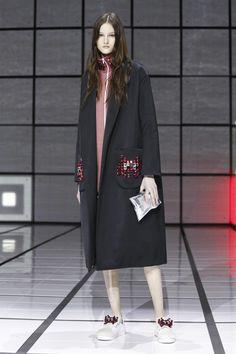 Anya Hindmarch Ready To Wear Fall Winter 2016 London