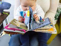 DIY: Comment coudre un livre interactif pour bébé