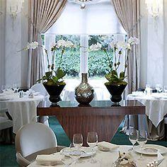 Le Pré Catelan restaurant à Paris