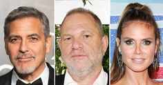 George Clooney, Heidi Klum, More Stars to Defend Harvey Weinstein in amfAR... http://www.usmagazine.com/celebrity-news/news/cele... Famous faces are coming together to back longtime Hollywood producer Harvey Weinstein after amfAR board members complained about an agreement between him and chairman of 13 years, fashion designer Kenneth...