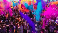 Gagnez votre pass pour la Run or Dye à Chantilly le 5 septembre !