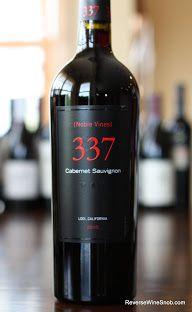 Noble Vines 337 Cabernet Sauvignon 2010 - A Brilliant Burger Wine. Loco For Lodi Wine #7 http://www.reversewinesnob.com/2013/07/noble-vines-337-cabernet-sauvignon.html #winelover