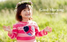 16 Best Good Morning Messages For Girl Friends Images Cute Babies