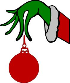 GeekSVGS grinch hand w ornament Grinch Christmas Decorations, Grinch Christmas Tree, Grinch Ornaments, Christmas Printables, Christmas Holidays, Christmas Ornaments, Christmas Vinyl, Christmas Images, Handmade Christmas