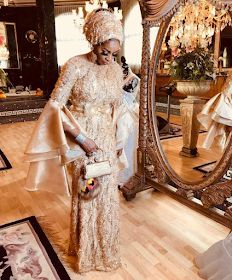 All about the latest Aso ebi Lace styles design that any african woman can rock to any event. See more ideas about African Fashion, African attire and latest Nigerian Lace Styles, African Lace Styles, African Lace Dresses, Latest African Fashion Dresses, African Men Fashion, African Style, Ankara Fashion, African Design, African Beauty