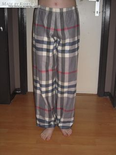 Pyjama sur mesure - Made By Khirya