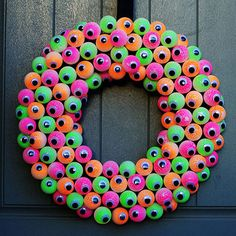 All Eyes On You Wreath