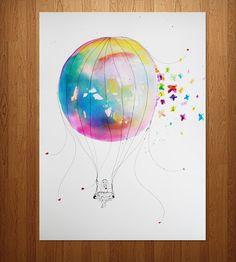 """I Had a Dream"" Print"