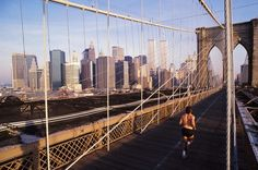 17. Running Lets You Be a Tourist