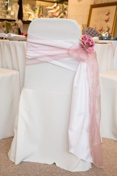 Full event dressing and design service http://www.weddingmarket.co.uk/goods-for-hire/chair-covers-sashes-and-event-dressing/