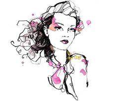 Rebecca Wetzler - Fashion Illustrator