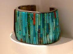 Charles Laloma Mosaic Bracelet, another masterpiece.....