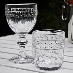 Christmas glassware for your festive drinks. #christmastableglassware £6 each