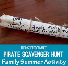 Fun activity for kids and families this summer and birthday party idea