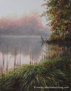 Catherine McClung - Original Paintings