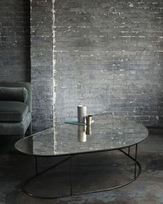 Moon Table / Ochre