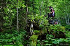 #VTT #vélo #terrain#sports #loisirs #sensations #passion #activités