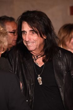 Alice Cooper Photos Photos - Singer Alice Cooper attends the T.J. Martell 40th Anniversary NY Gala at Cipriani Wall Street on October 15, 2015 in New York City. - T.J. Martell 40th Anniversary NY Gala - Arrivals