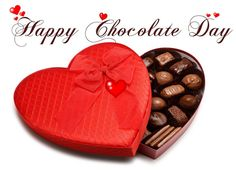 True Happiness will be found only in true #love but a #chocolate can deliver it.Happy chocolate day.