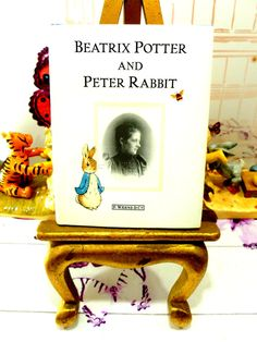 Beatrix Potter and Peter Rabbit Original Dainty by KittysTales
