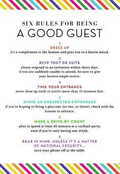 Etiquette. by Jinx62