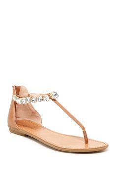 Fatine Embellished Sandal by Ziginy on @nordstrom_rack