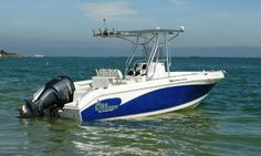 Drop a line and fish all day in this 2007 Sea Chaser 2100 CC. See this beaut that won't break the bank.