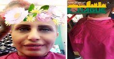 مها الوابل تتخلي عن شعرها  أسباب اقدام مها الوابل والتخلي عن شعرها - صحيفة نبذة الالكترونية