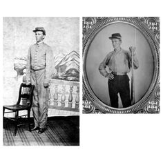 William Denham, possibly of the2nd Florida Cavalry  The son of Andrew and Adeline Denham, William was a West Florida Seminary Cadet and private in the 1st Florida Infantry. He was captured during his first skirmish, but he was released and recovered from his wounds. The Florida State Archives Web site states that Denham later served in the 2nd Florida Cavalry and in Captain Scott's 5th Florida Battalion. However, Richard Ferry, a Civil War historian who specializes in Florida, states that…