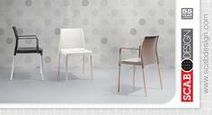 Chaise de restaurant Chloé  www.galiane.com