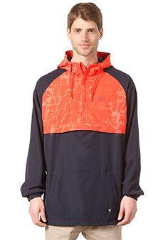 Cleptomanicx Bark Jacket - Jacke für Herren - Blau. Jackets. CLEPTOMANICX -  Bark Jacket dark navy planetsports 29bd68cd0d
