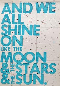 John Lennon - Instant Karma! (We All Shine On) Lyrics