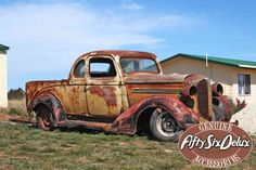 '36 Dodge ute Dodge Trucks, Old Trucks, Pickup Trucks, Antique Trucks, Antique Cars, Old Pickup, Rusty Cars, Barn Finds, Classic Trucks
