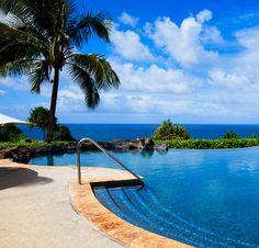 Picture perfect - The Westin Princeville Ocean Resort Villas #mySVNvacation #hawaii