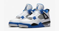 Nike Air Jordan 4 Retro Motorsport