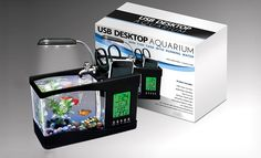 Groupon - $ 29.99 for a PetLife Digital Desktop Aquarium ($ 39.99 List Price). Two Colors Available. Free Shipping and Free Returns.. Groupon deal price: $29.99
