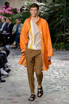 Hermès Spring/Summer 2019 Menswear | British Vogue