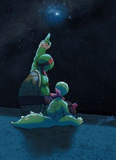 This is the most precious thing TMNT
