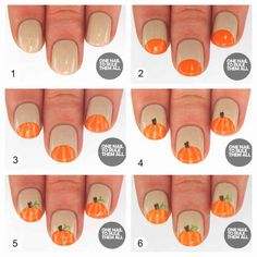 310 Best Fall Nails Images On Pinterest Autumn Nails Pretty Nails