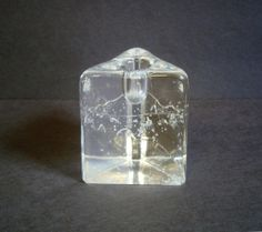 Iittala Finland Arkipelago Glass Candle by RobinsRoostVintage, $30.00