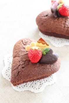 「ハートのガトーショコラ」chihiro | お菓子・パンのレシピや作り方【corecle*コレクル】