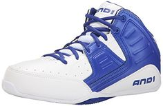 BOYS BASKETBALL AND1 ROCKET 4.0  SPORTS ATHLETIC BASKETBALL SHOES AUSSIE SELLER