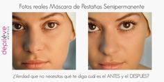 Extensiones de Pestañas VS Máscara Semipermanente