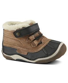 Stride Rite Kids Shoes, Little Boys SRT Gulliver Boots - Kids Kids Shoes - Macy's