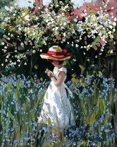 Sherree Valentine Daines - Bluebell Vision