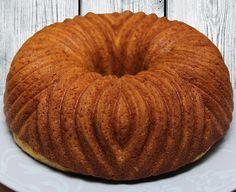 EAT MORE CAKE: Bolo Bundt de Canela